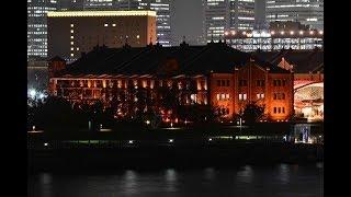 横浜の夜景と五木ひろしの曲をコラボしました。この曲は彼自信4回目の...