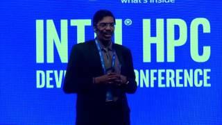 INTEL HPC CONFERENCE - 2015 | KEY NOTE | Prof. Rajat Moona
