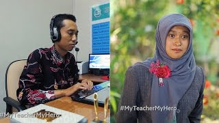 Pemenang Indonesia Digital Learning My Teacher My Hero Kategori SMP