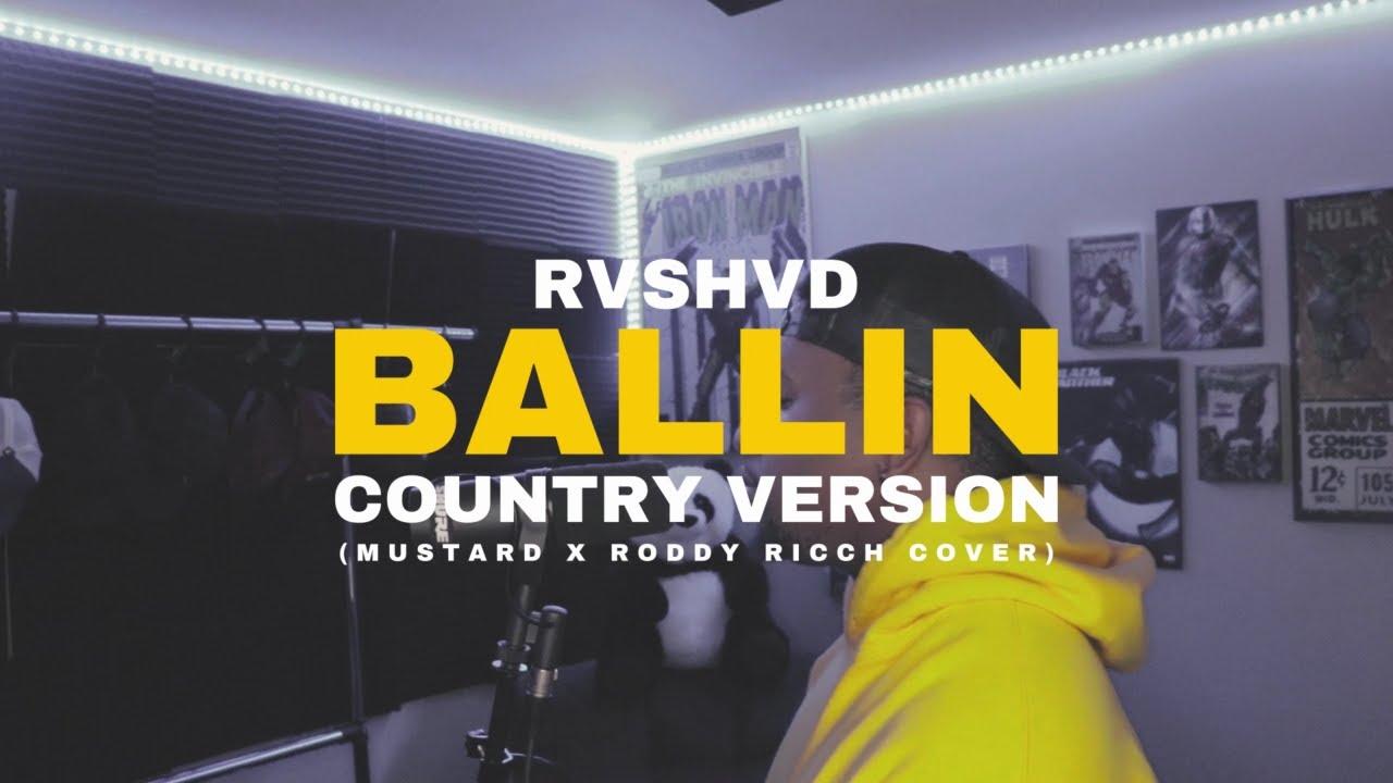Roddy Ricch - Ballin' (Country Version) (Full Version)