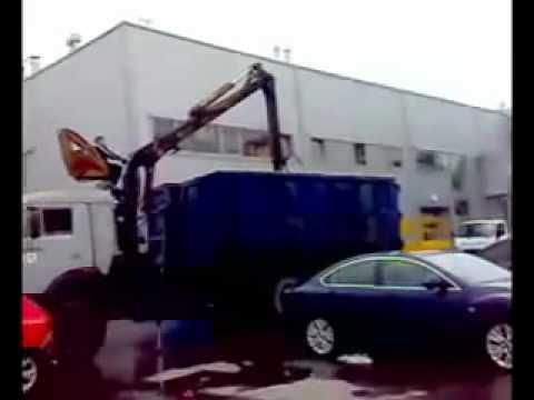 Falschparken in Russland