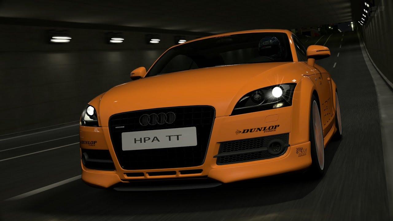 Audi Tt Ft565 Hpa Motorsports 07 Youtube