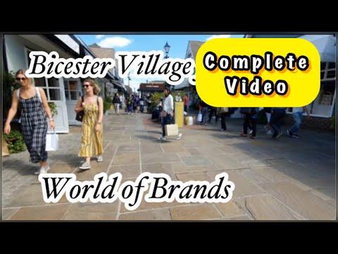 Bicester Village ,World Of Brands , UK Vlogs ,London,Pakistani Mom