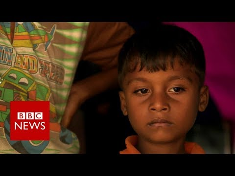 Rohingya crisis: 'Rape and murder' in the Village of Tula Toli  - BBC News