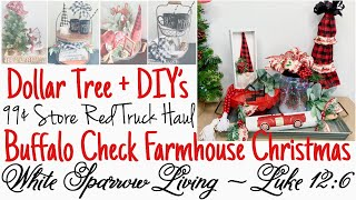 5 DIY DOLLAR TREE + BUFFALO CH…