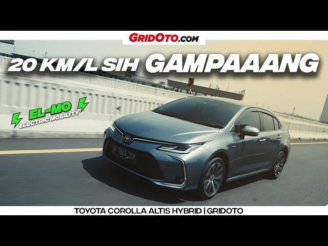 Sedan Canggih Super Irit | Test Drive | GridOto