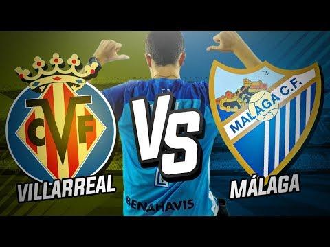 Villarreal CF vs Málaga CF (2-0) | Jornada 11 Liga Santander 2017/18 | Post-Partido