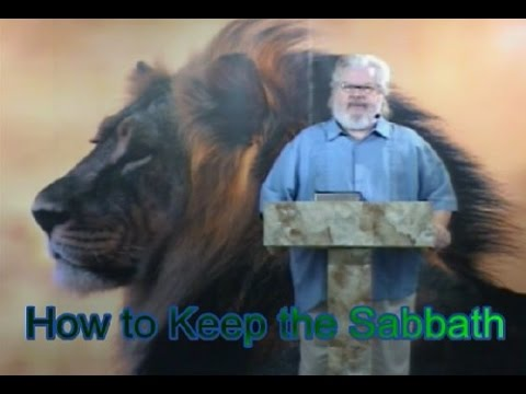 Cara Menjaga Sabat
