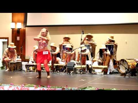 Ori Tahiti San Diego Jean Margaret Jones