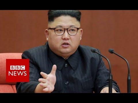 The three things North Korea wants - BBC News
