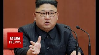 The three things North Korea wants - BBC News
