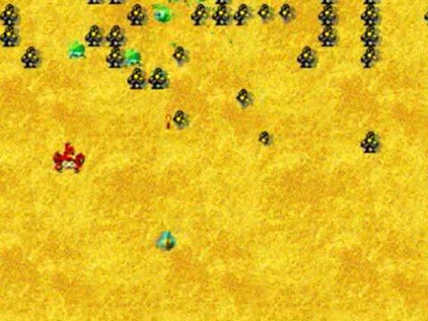 Apeiron Gameplay - Old Macintosh Game