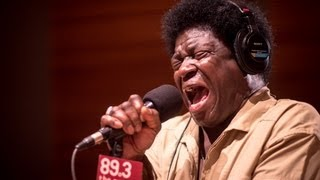 Charles Bradley Strictly Reserved For You Live On 89 3 The Current