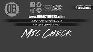 "Cocky Rap Beat ""Mic Check"" – Diract Beats"