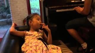 I need you tonight - Bố Dũng đàn hát tặng con gái iêu SUE 5 tuổi (6/6/2015)