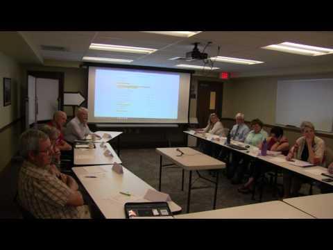 Lake Health District Board Meeting 8-3-2017