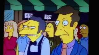 Simpsons - Moe Szyslak - Get Some Cider