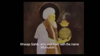 Biography of Khwaja Gharib Nawaz