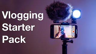 Start Vlogging NOW! Mirfak Vlogging Kit Unboxing & Review