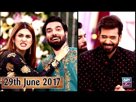 "Salam Zindagi With Faysal Qureshi - ""Eid Special"" - 29th June 2017"