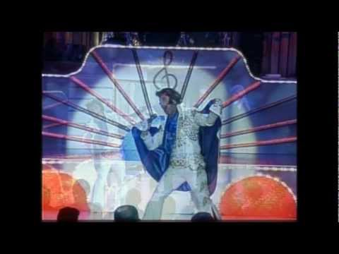 Jay Dupuis as Elvis - PROMO VIDEO