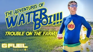 G FUEL Hydration | Water Boi - Trouble on the Farm!