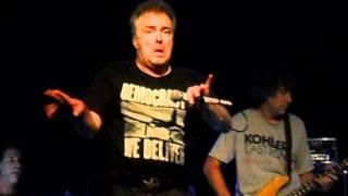 JELLO BIAFRA & G.S.M -  LIVE @  MELKWEG - AMSTERDAM (02.08.2011)