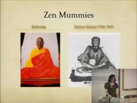 Lecture: From Zen Art to Zen and the Art of Motorcycle Maintenance, Dr. Megan Bryson