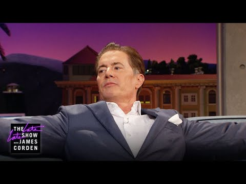 Kyle MacLachlan on 'Twin Peaks' Most Unusual Sex Scene