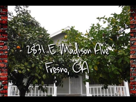 2831 E Madison Ave., Fresno, CA 93701