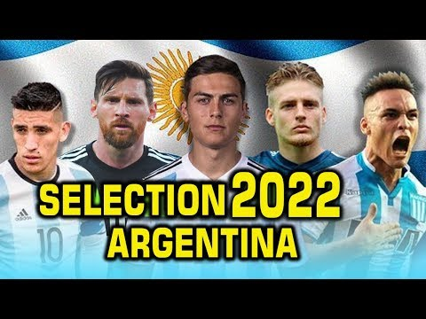 Argentina 2022 Qatar World Cup Team   Eleven New Star Player By Sports Fact