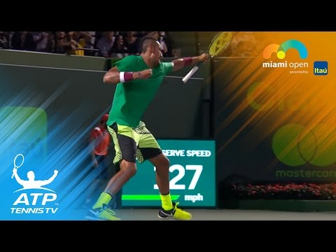 Best Moments: Hot Shots and Highlights | Miami Open 2017 Day 10