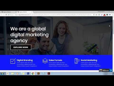 click-funnels-timelapse-:-marketing-agency-website