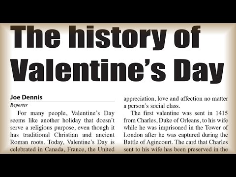 History Of Valentine Day In Hindi True Story Must
