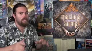 Machina Arcana - Kickstarter - Board Game Review
