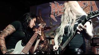 NERVOSA - Into Moshpit | Napalm Records
