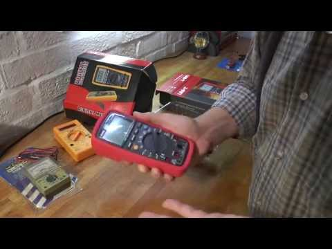 Choosing a cheap multimeter: Uni-T 139c, Vichy VC99 (97) and others