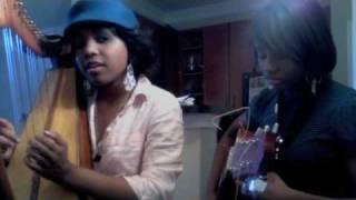 Whatcha Say - Jason Derulo cover (harp + guitar) by Harper Still