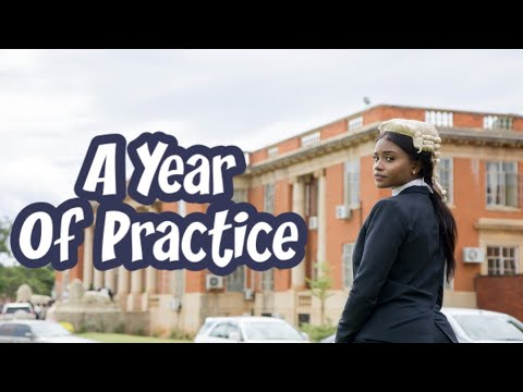 Another Day in The Life of A Baby Lawyer || A Year at the Bar: Highlights x Challenges || Tuttie Too