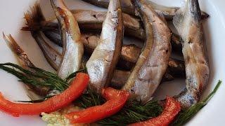 Рецепт мойвы горячего копчения в домашних условиях Как сделать подкопченную рыбу  дома без коптильни