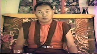 Offering Tsok to Heruka Vajrasattva : Talk 1
