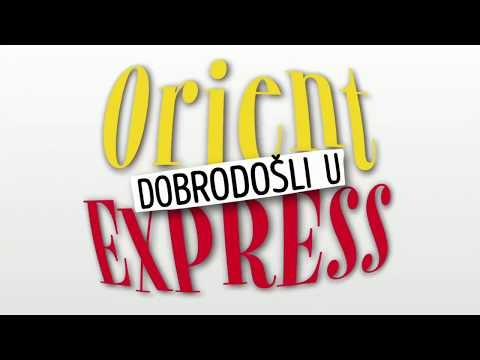 Dobrodošli u Orient Express Sezona 2/1