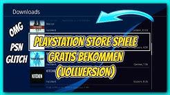 PSN GLITCH !! 😱 ALLE SPIELE GRATIS runterladen (VOLLVERSION) !! 😍