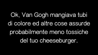 "Caparezza ""Mica Van Gogh"" Testo"