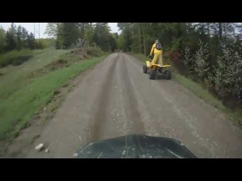 Calabogie ATV Trip - Getting There and Day 1
