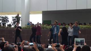 Ah Boys to Men @ ITE College Central - Recruit Anthem