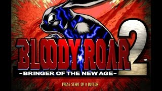 PSX Longplay [225] Bloody Roar II (a)