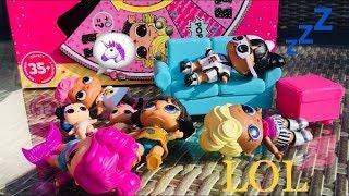 Ляльки ЛОЛ Розпакування Ляльки ЛОЛ Єдиноріг або Хлопчик панк #6? Мультики для дітей L. O. L. Surprise kids