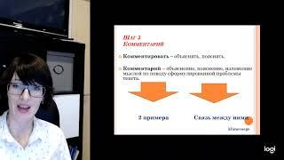 Русский язык  ЕГЭ  Сочинение Видеоурок 1  Теория