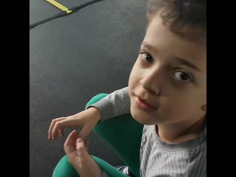 04b417e0b36 Кондиционни тренировки за деца в WOW GYM - YouTube